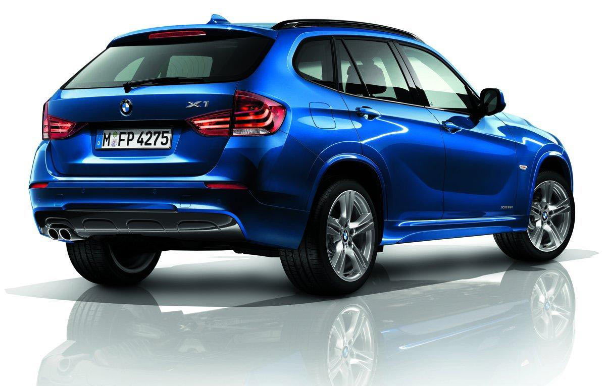 bmw x1 m sport package photos and details autoevolution. Black Bedroom Furniture Sets. Home Design Ideas