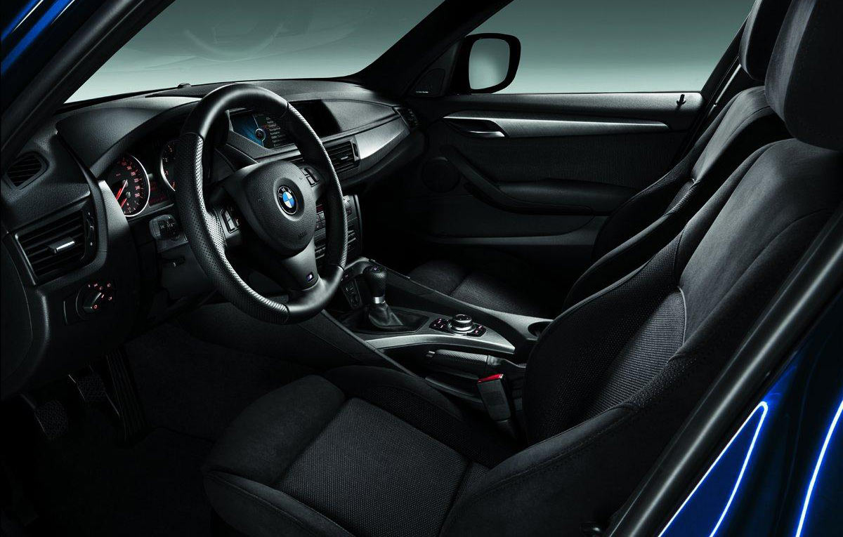 Bmw X1 M Sport Package Photos And Details Autoevolution
