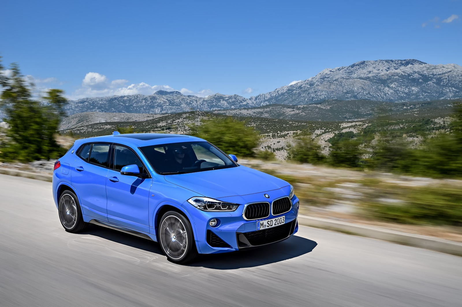 Bmw X1 M35i And X2 M35i To Get B48 2 0l Engine With 300 Hp