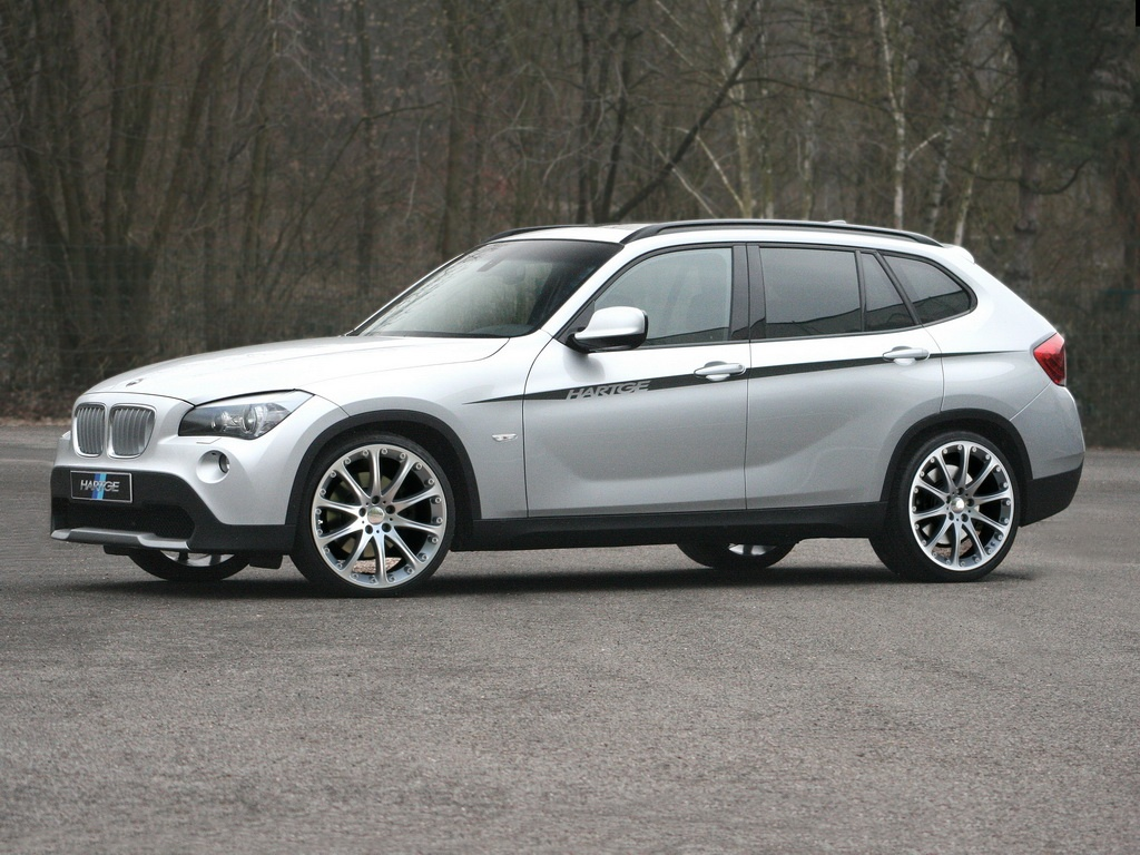bmw x1 upgraded by hartge autoevolution. Black Bedroom Furniture Sets. Home Design Ideas