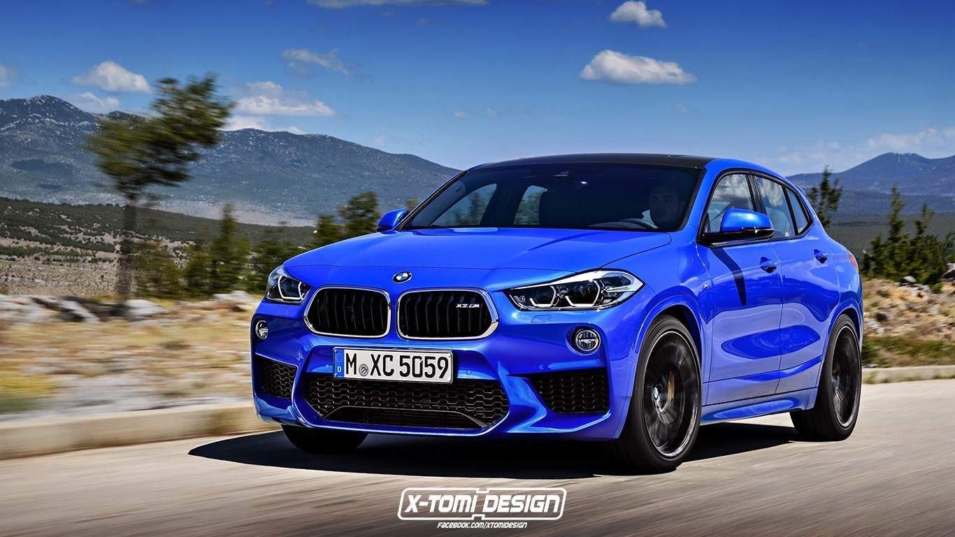 2018 bmw x2 renderings galore pickup truck base spec x2 m cabriolet autoevolution. Black Bedroom Furniture Sets. Home Design Ideas