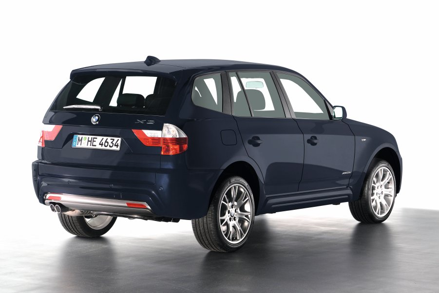 bmw x3 sport limited edition detailed autoevolution. Black Bedroom Furniture Sets. Home Design Ideas