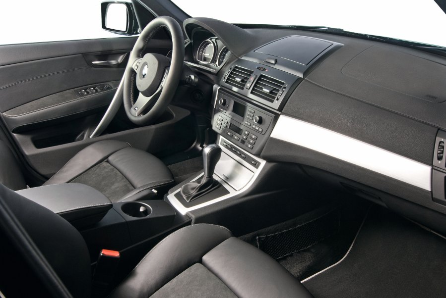 BMW X3 Sport Limited Edition Detailed