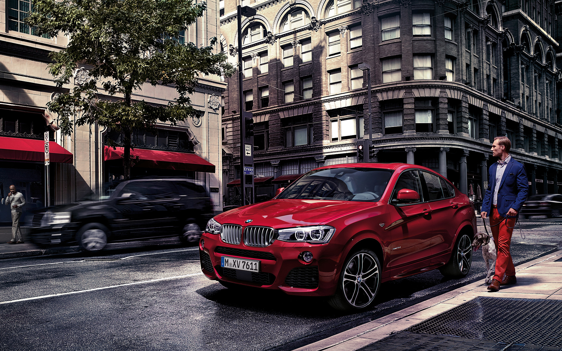 Bmw X4 Wallpapers And Introductory Videos Are Here