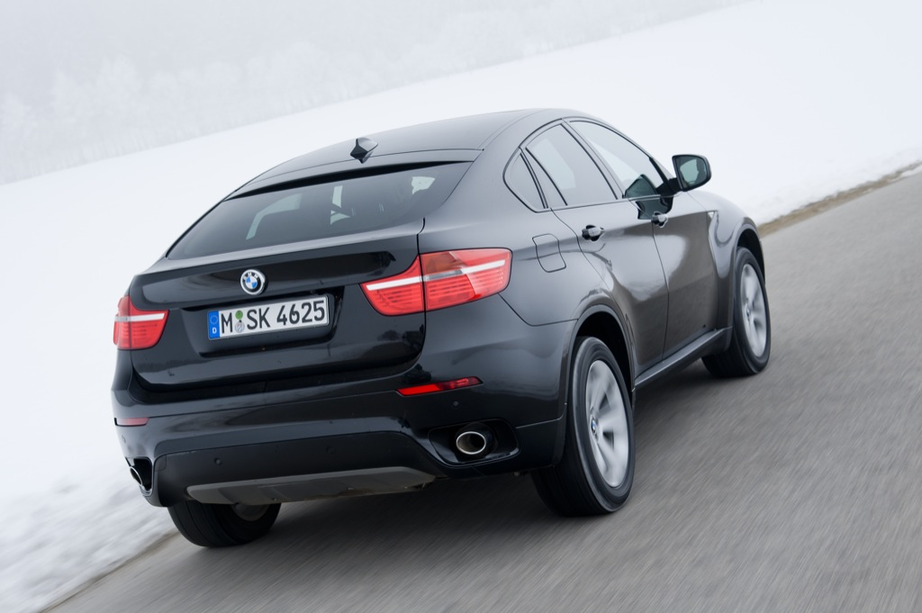 BMW X5 And X6 Get New Special Options In 2011