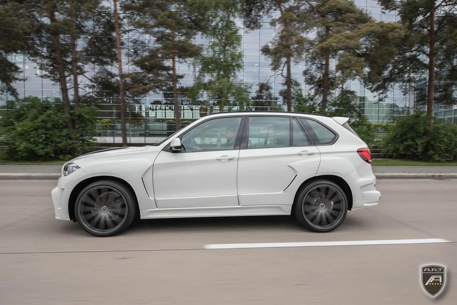 Bmw X5 Xdrive50i Sounds Amazing With Ac Schnitzer S New Exhaust