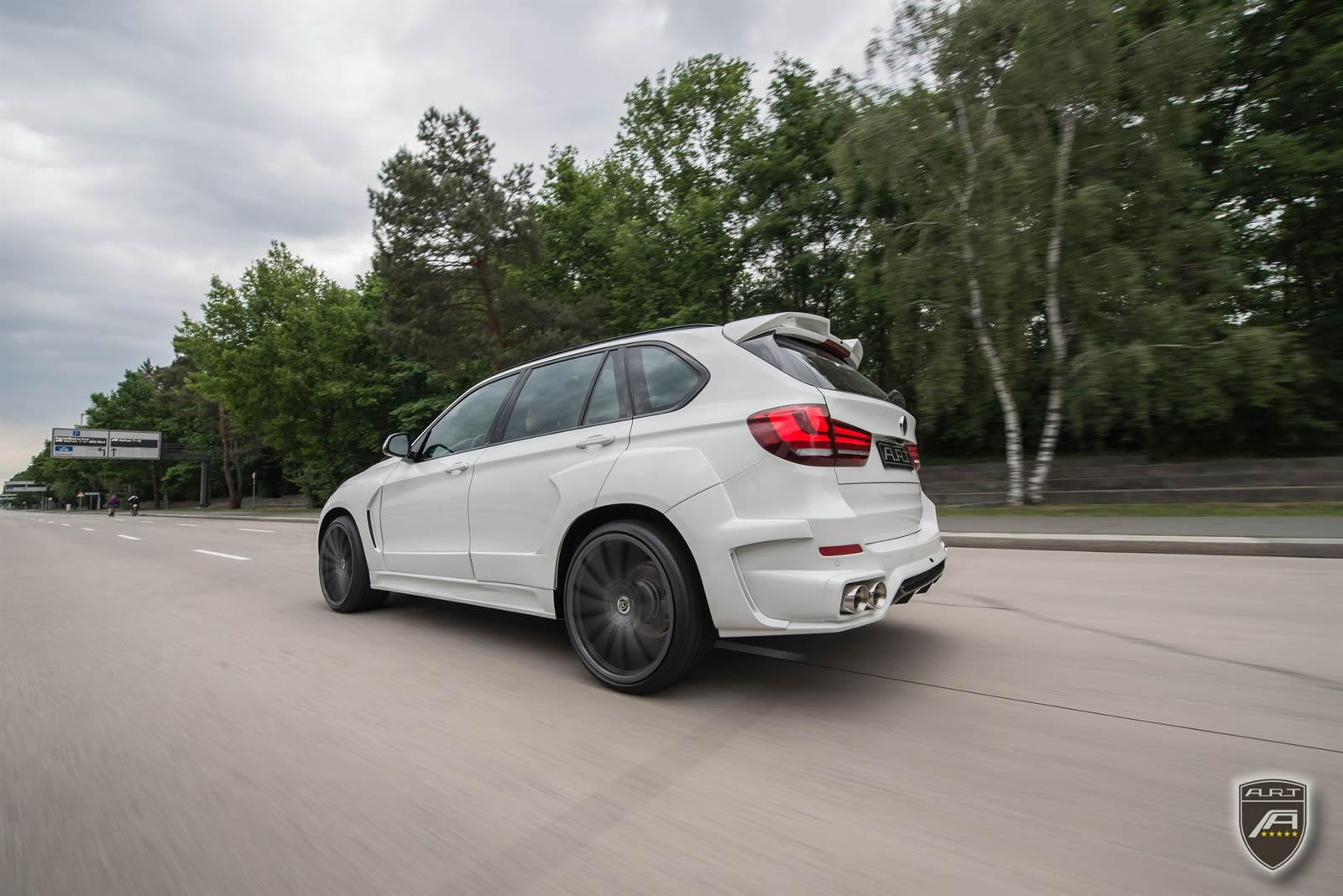 Driving a bmw x5 with no emissions is it possible autoevolution bmw x5 by art bmw x5 by art voltagebd Gallery