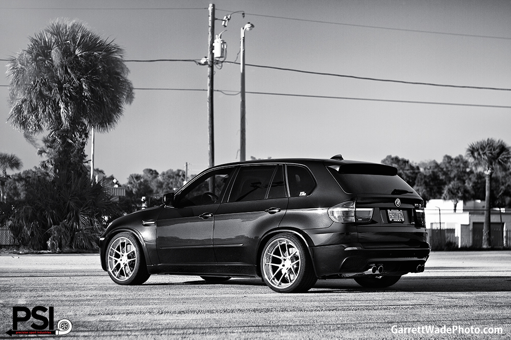 Bmw X5 M From Psi A Black And White Feature Autoevolution