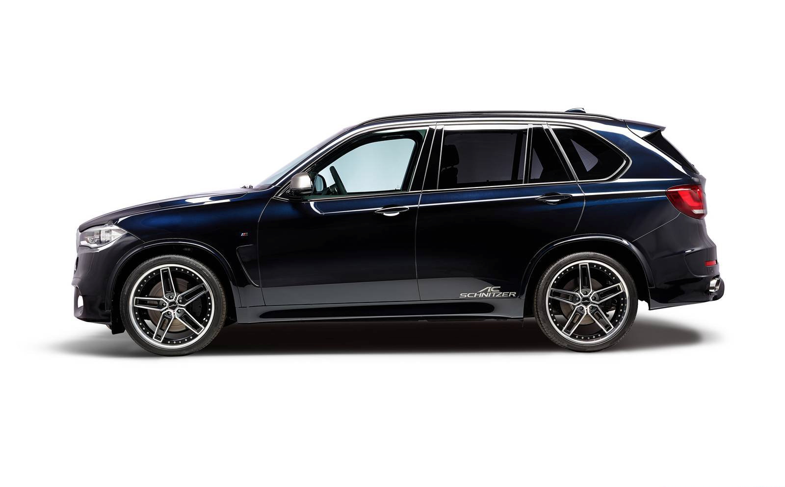 bmw x5 m50d by ac schnitzer unveiled online autoevolution. Black Bedroom Furniture Sets. Home Design Ideas