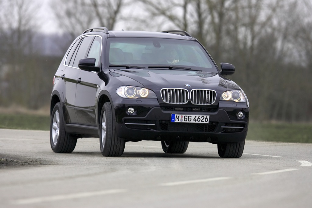 BMW X5 Security Plus, Bullet Resistance Class 6 Vehicle - autoevolution
