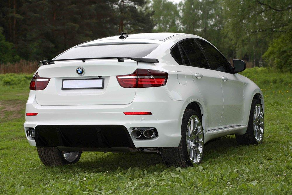 Bmw X6 Becomes Status Design F16 Autoevolution