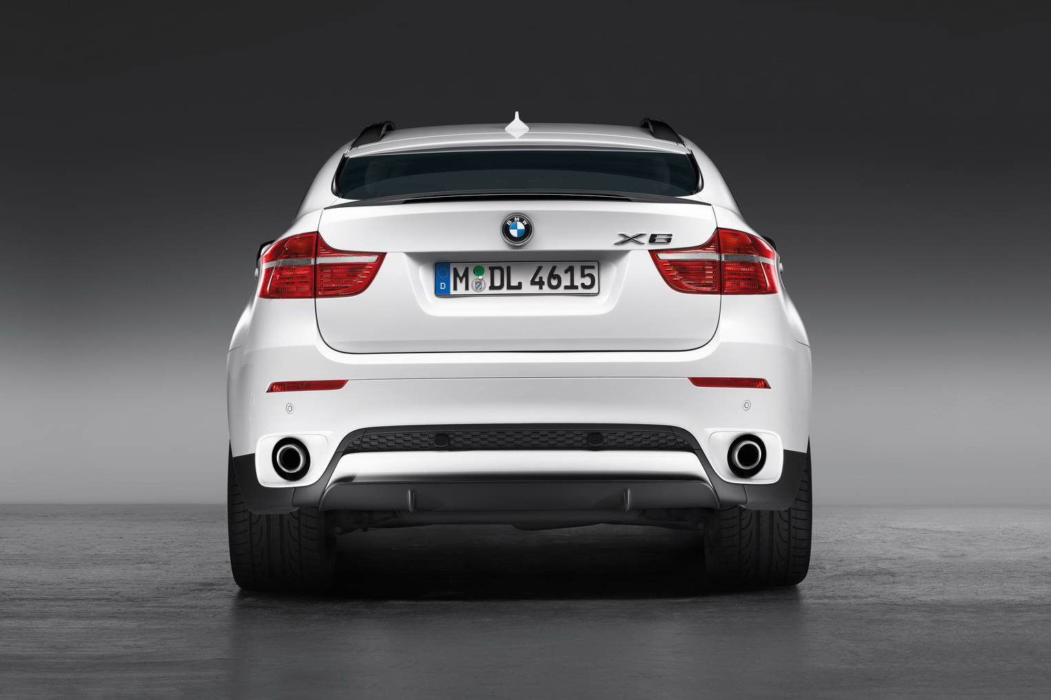 Bmw X6 Gets Performance Accessories In North America