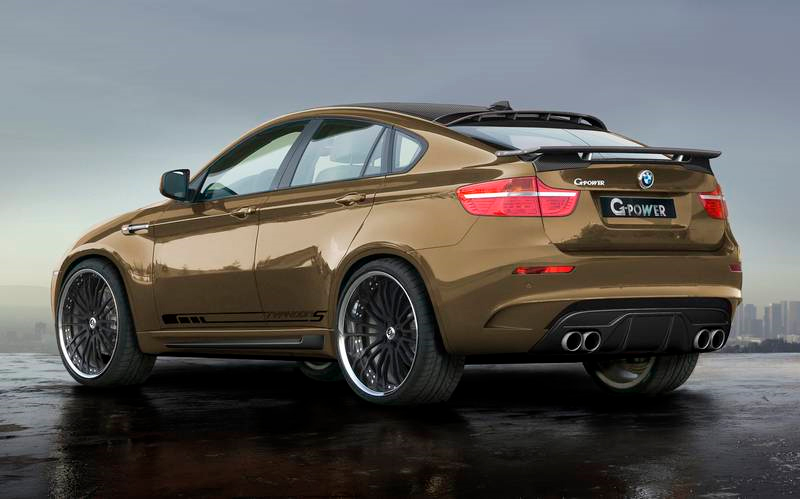 Bmw X6 M And X5 M Get G Power Makeover Autoevolution