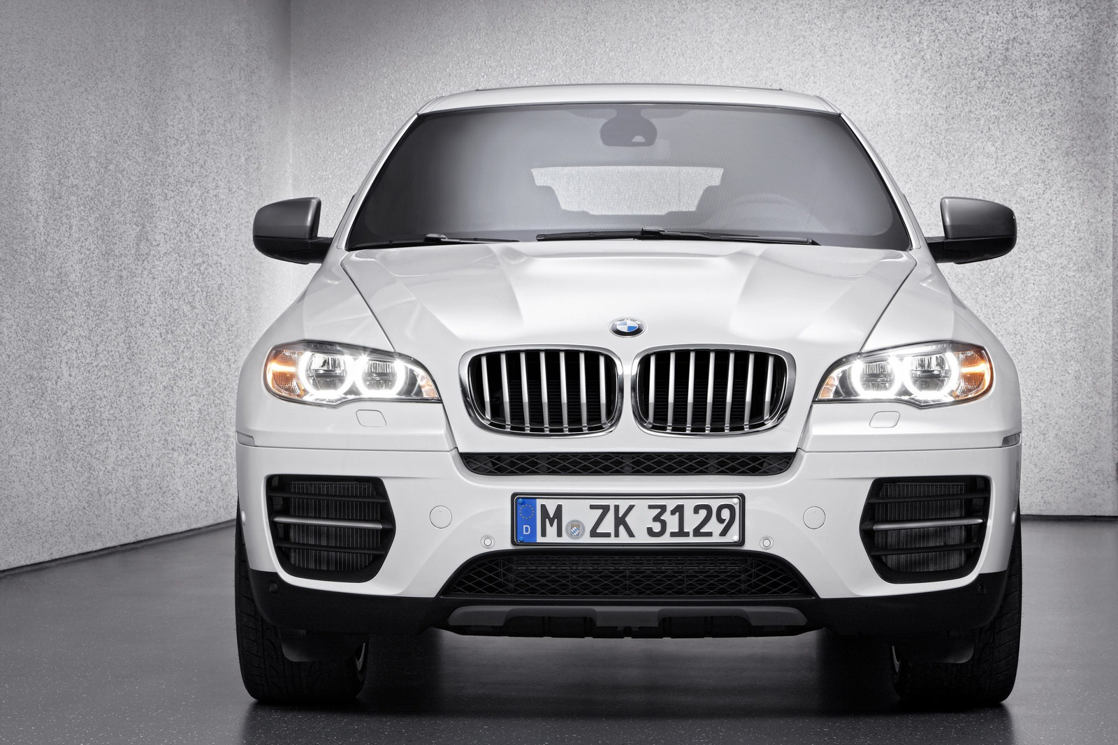 Bmw X6 M50d Super Diesel Sav Unveiled Autoevolution