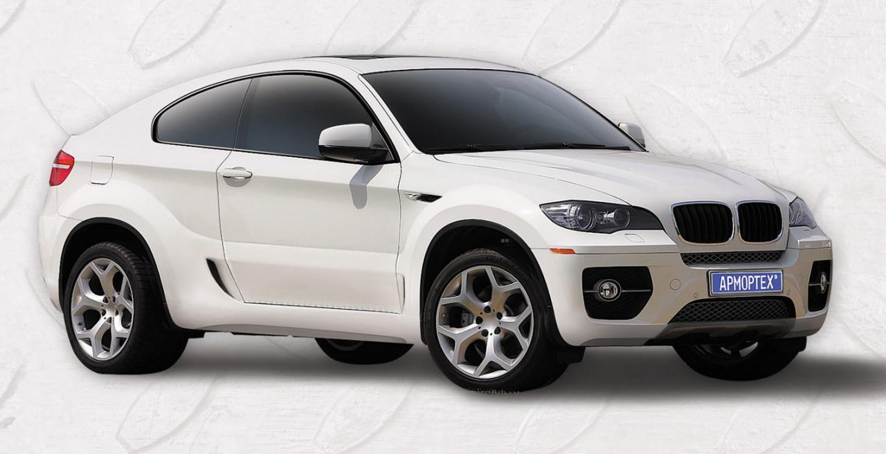 Four Door Sports Cars >> BMW X6 Two-Door Conversion from Russia - autoevolution