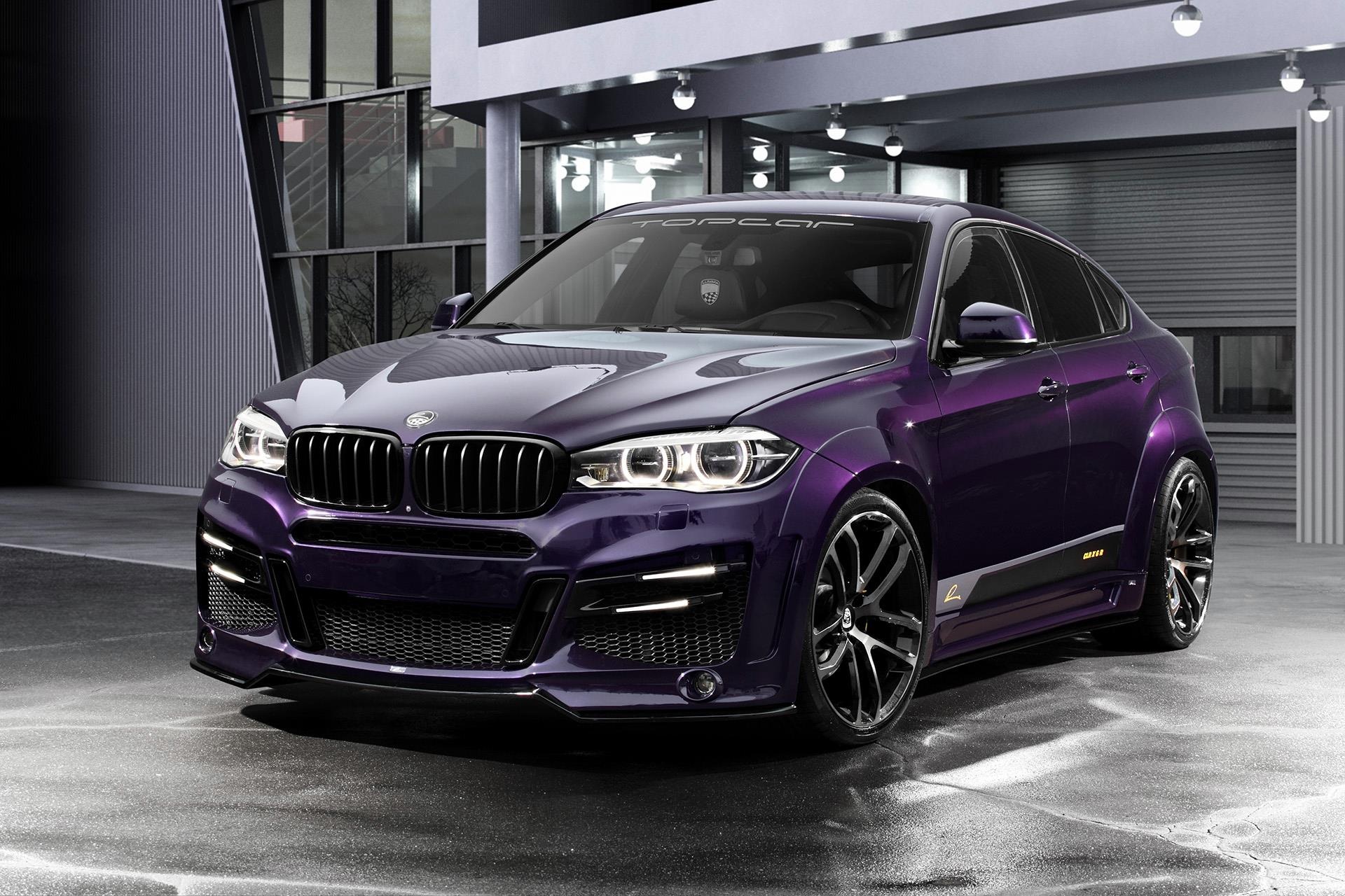 bmw x6 with lumma body kit tries porsche amethyst purplepaint autoevolution. Black Bedroom Furniture Sets. Home Design Ideas