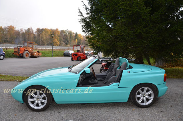 Bmw Z1 Roadster Up For Sale On Classicdriver Com
