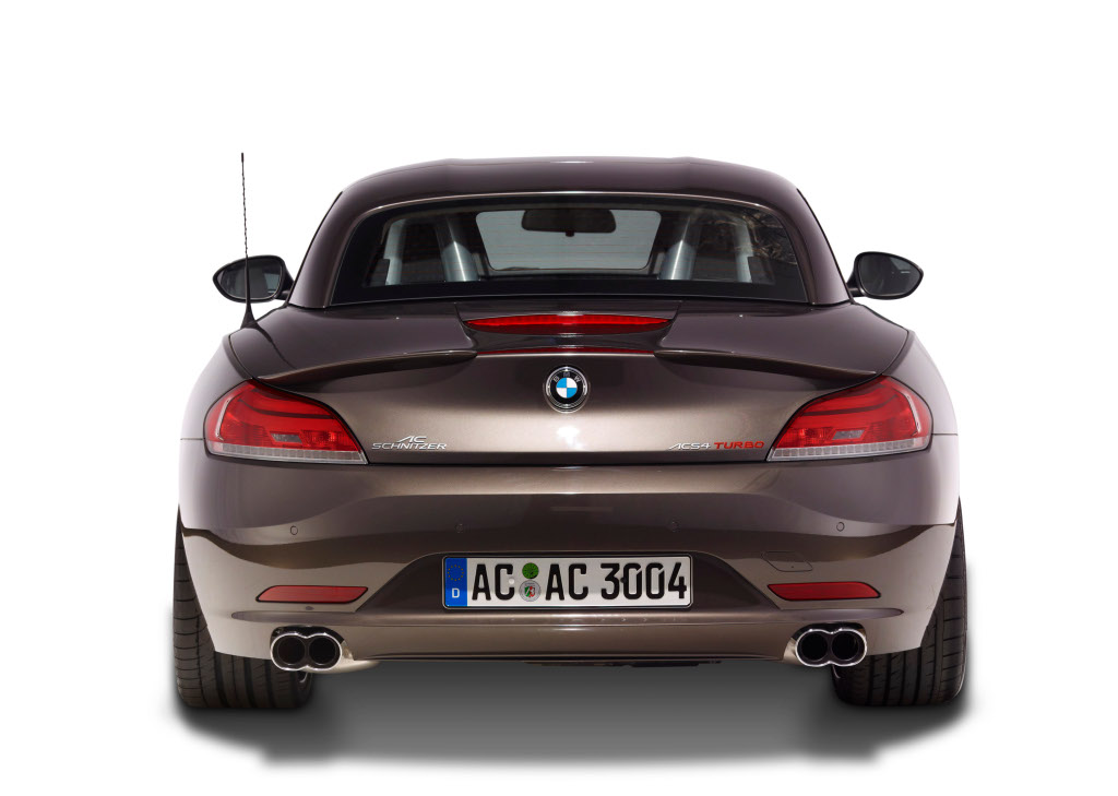 bmw z4 by ac schnitzer autoevolution. Black Bedroom Furniture Sets. Home Design Ideas