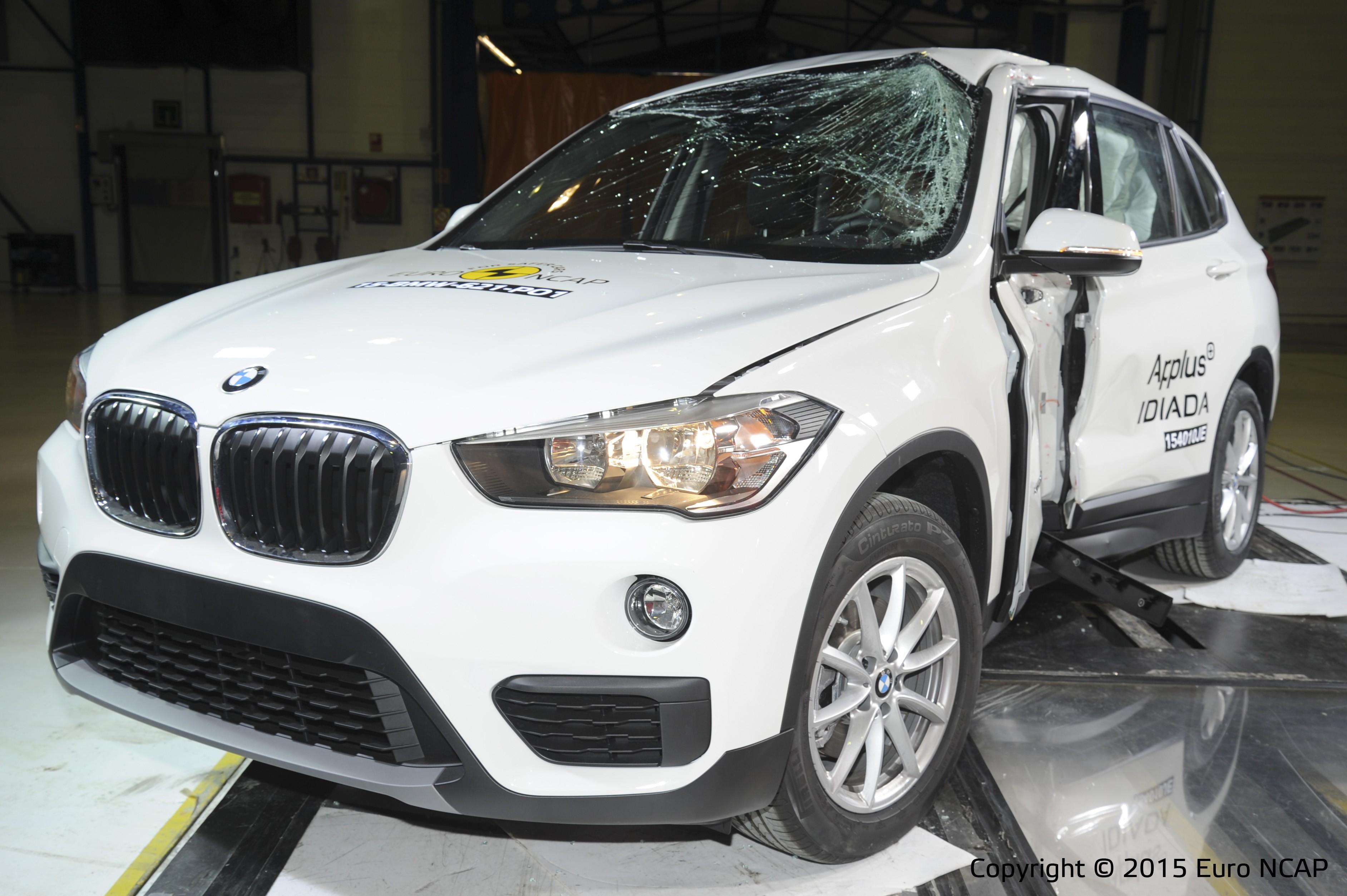 BMW Z4 Scores 3 Stars in Latest EuroNCAP Test, New MINI Clubman