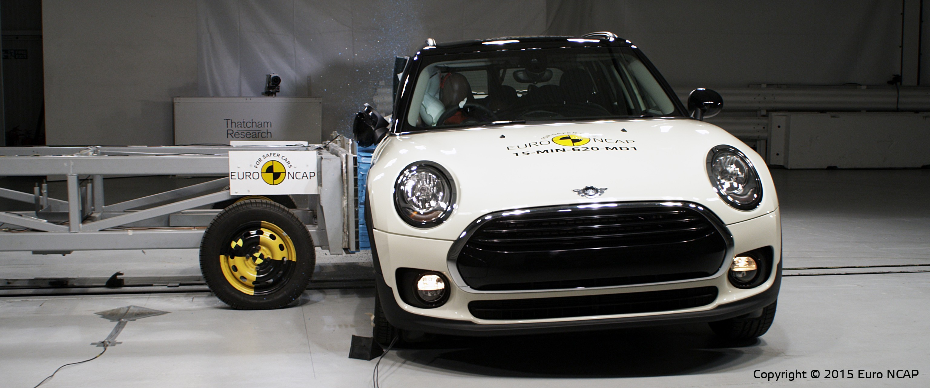 Latest Euroncap Test New Mini Clubman Falls Short With 4