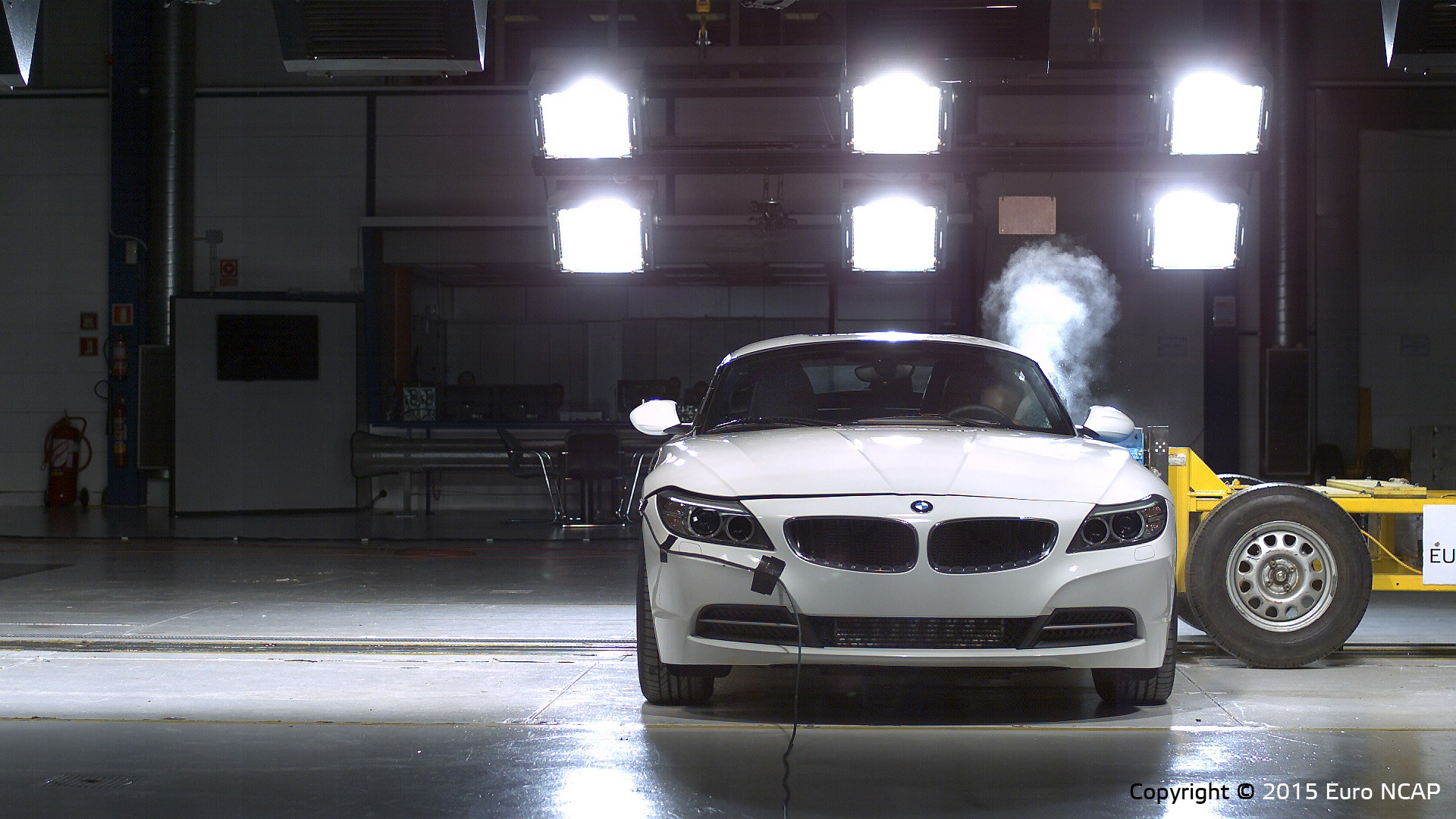 Bmw Z4 Scores 3 Stars In Latest Euroncap Test New Mini