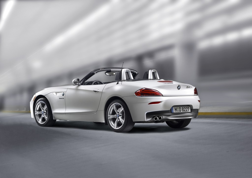 Bmw Z4 Sdrive35is M Sport Package Details And Photos