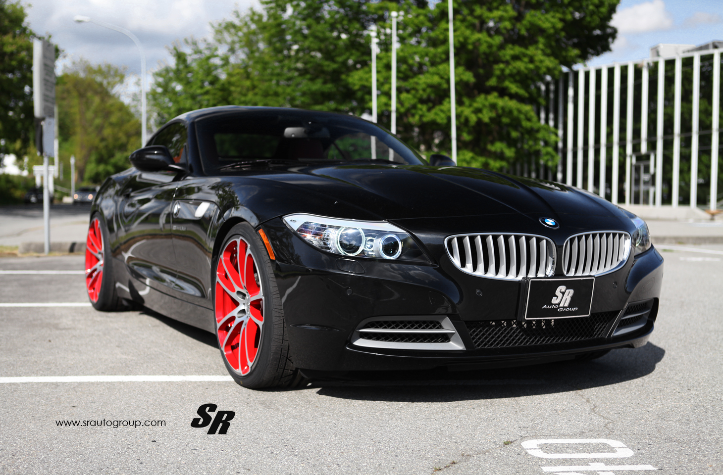 Bmw Z4 Spiced Up By Sr Auto Autoevolution