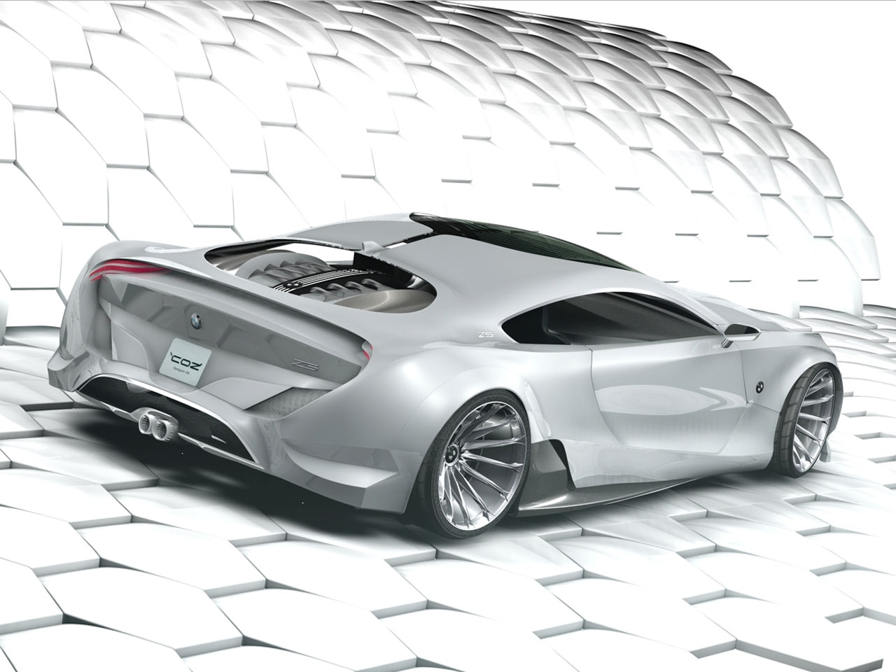 Bmw Z5 Concept Turkish Design Study Autoevolution