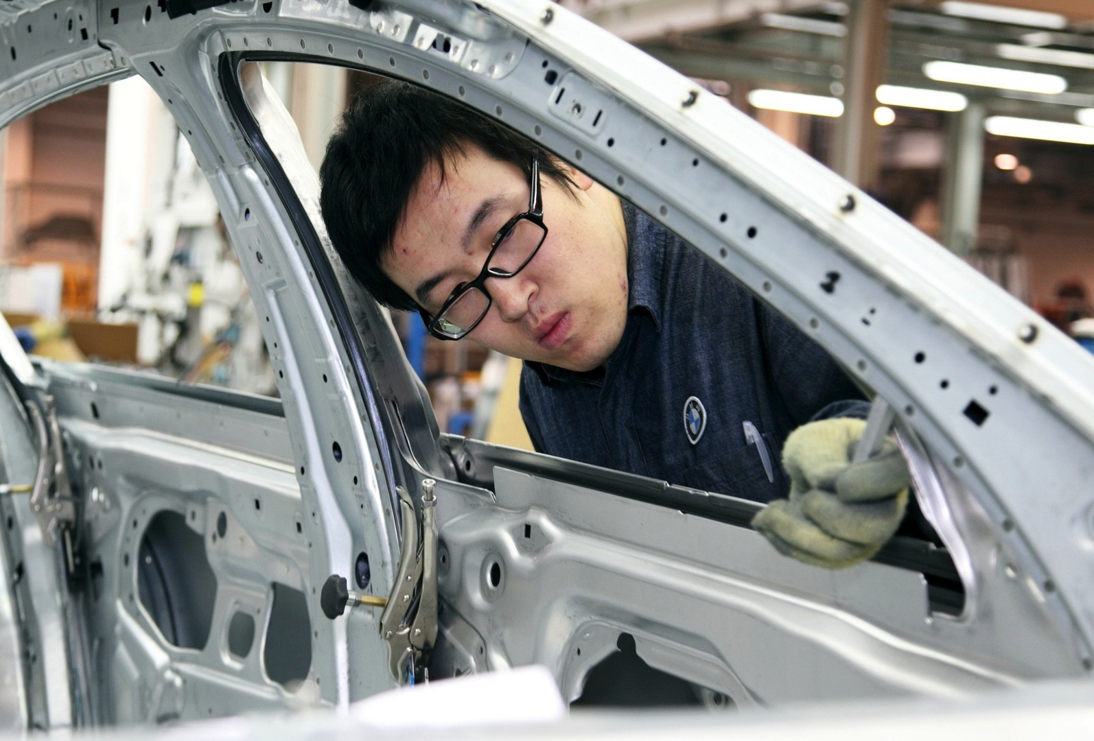 Bmw S Chinese Factory Celebrates One Million Cars