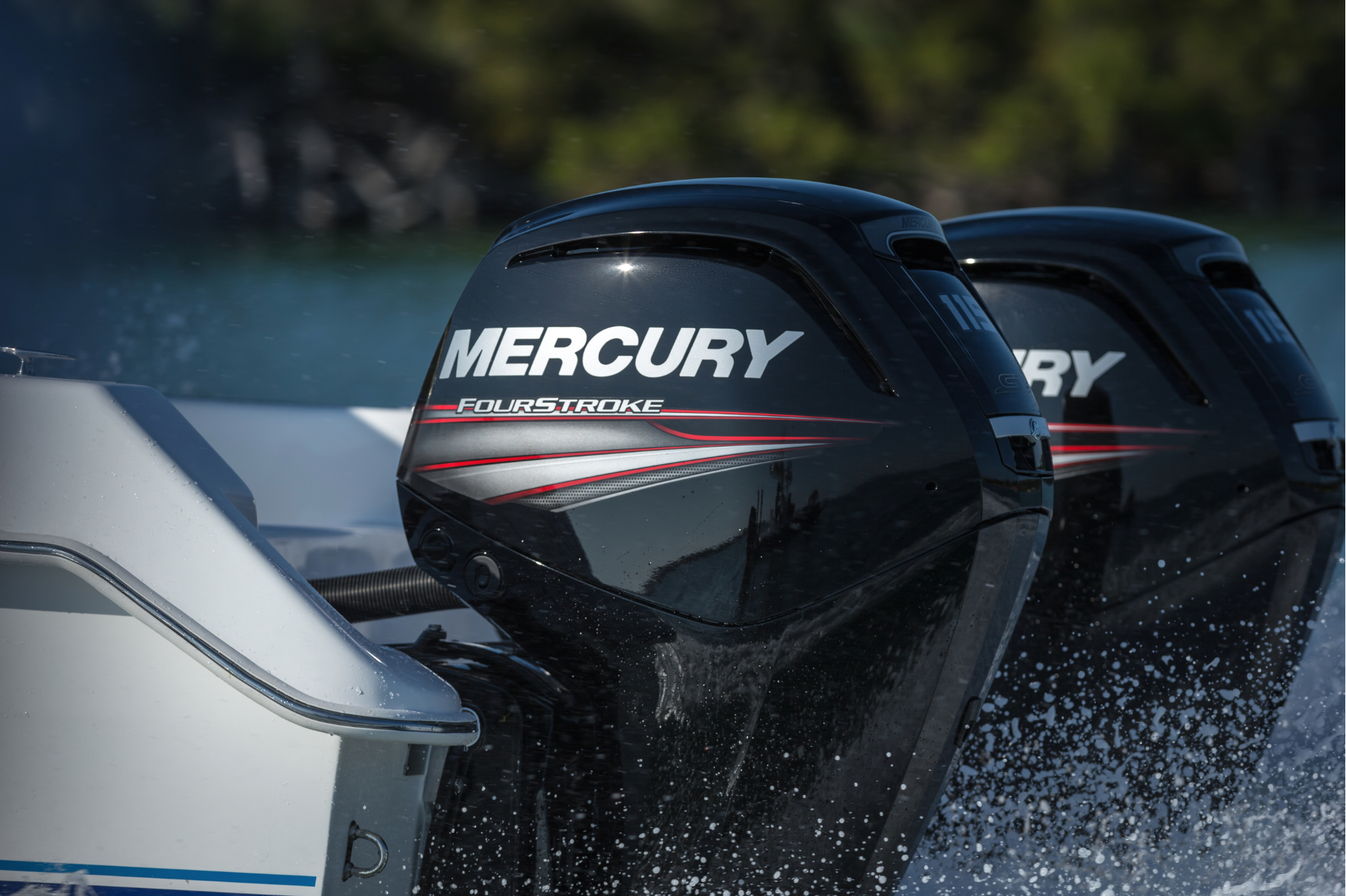 1990 Zr 1 Corvette Commemorated By Mercury Marine Autoevolution