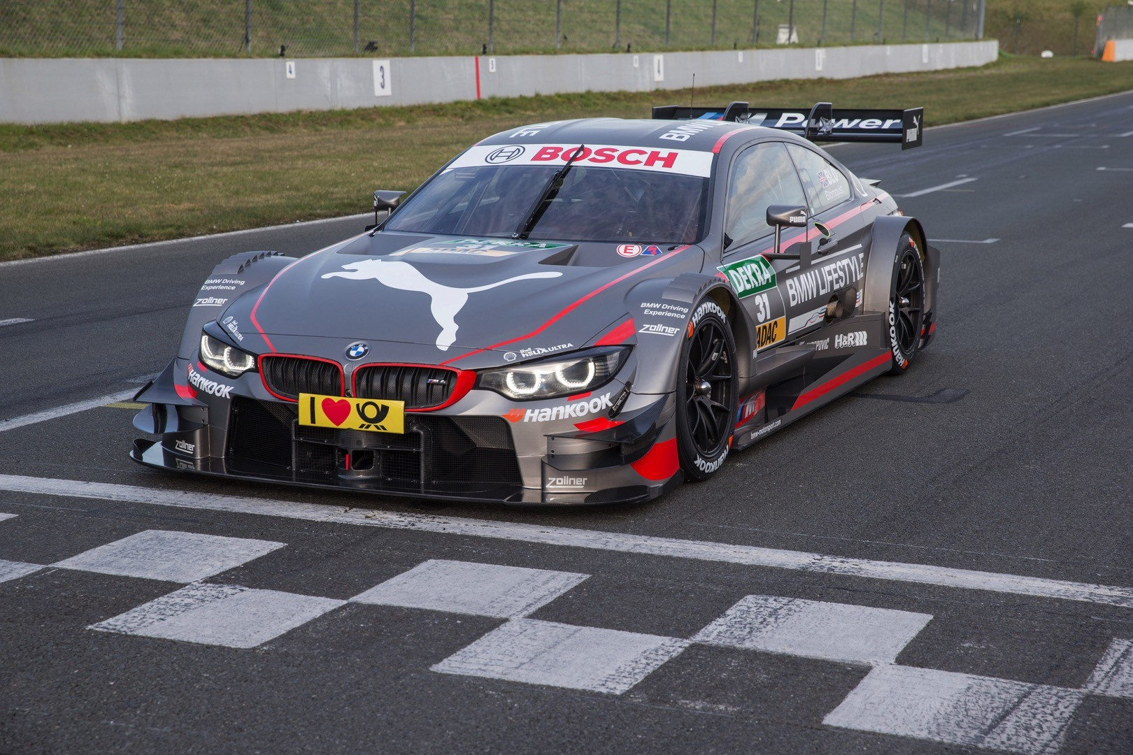 Bmw S Eight Dtm M4 Liveries Unveiled Ahead Of 2015 Season