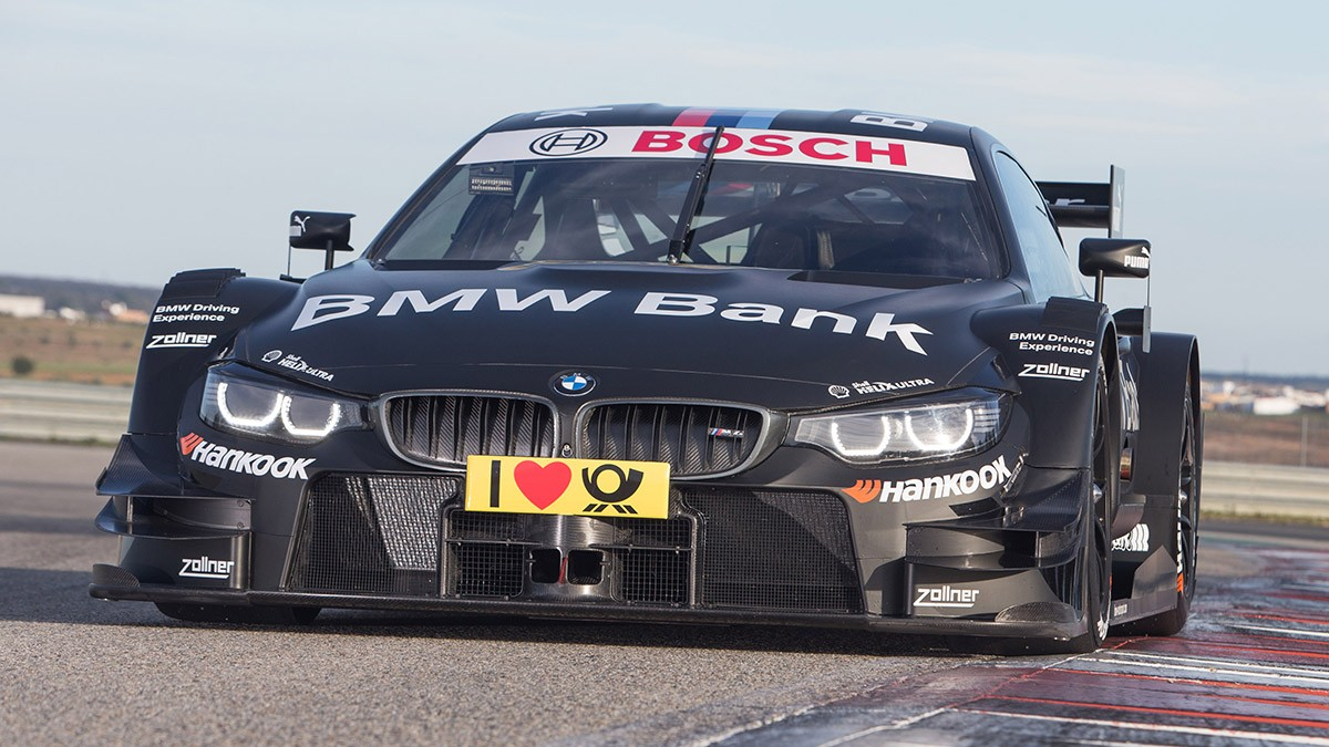 BMW's Eight DTM M4 Liveries Unveiled Ahead Of 2015 Season