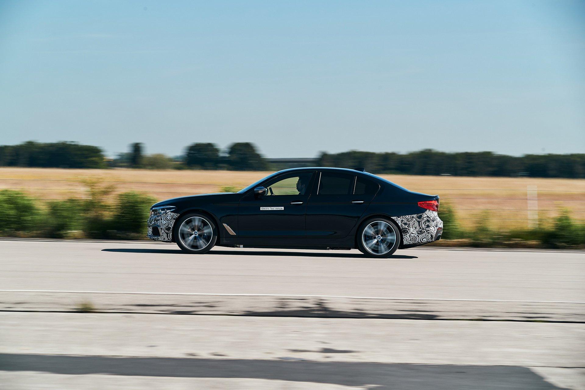 BMW Recalls 134K 5 Series Over Taillight Malfunction - autoevolution