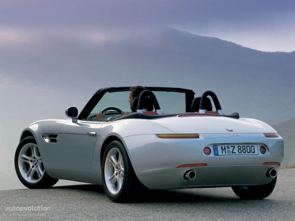 BMWs that Will be Missed: BMW E52 Z8 Roadster - autoevolution