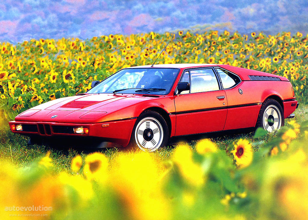 Bmws That Will Be Missed Bmw M1 Autoevolution