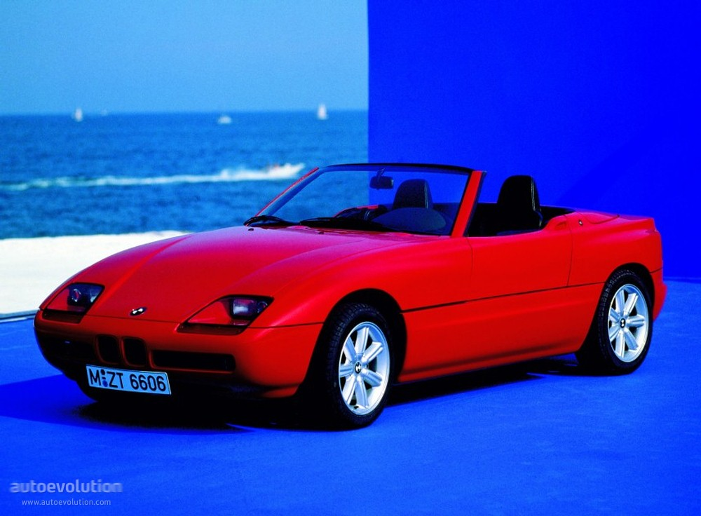 Bmws That Will Be Missed Bmw Z1 Roadster Autoevolution
