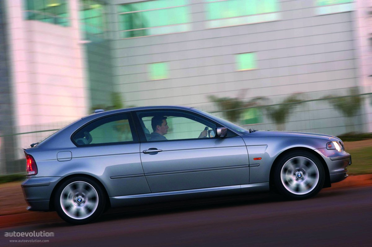 BMWs That Will Be Missed: The E46 Compact - autoevolution