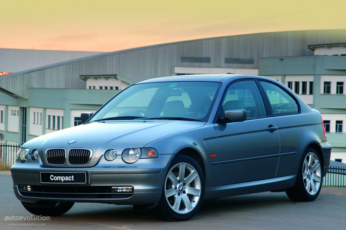 Bmws That Will Be Missed The E46 Compact Autoevolution