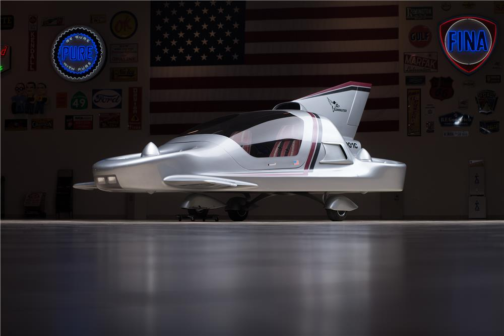 Boeing S One Of A Kind Sky Commuter Flying Car To Be