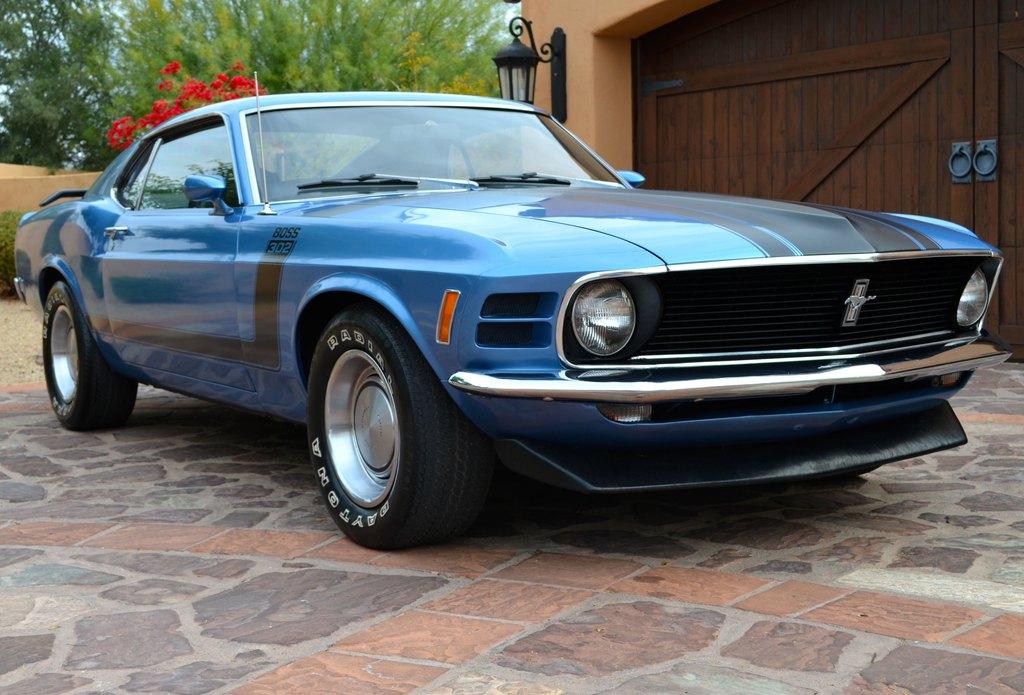 Boss 302 Mustang Shows Up on eBay - autoevolution