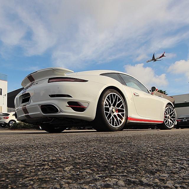Boston Red Sox's Rusney Castillo Gets His Porsche 911