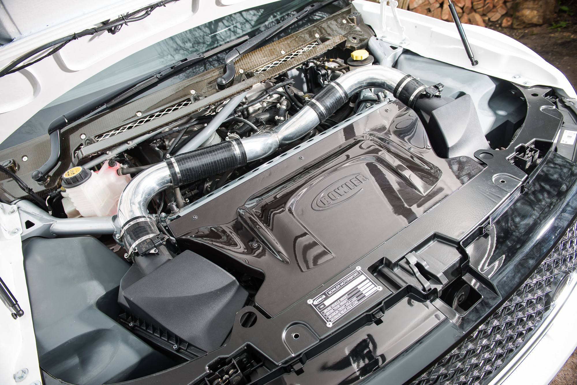Low Mileage Bowler EXR-S for Sale at Auction - autoevolution