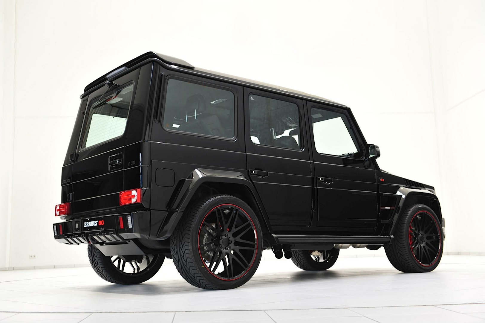 unholy 1000 hp g 65 amgmansory is for sale - autoevolution