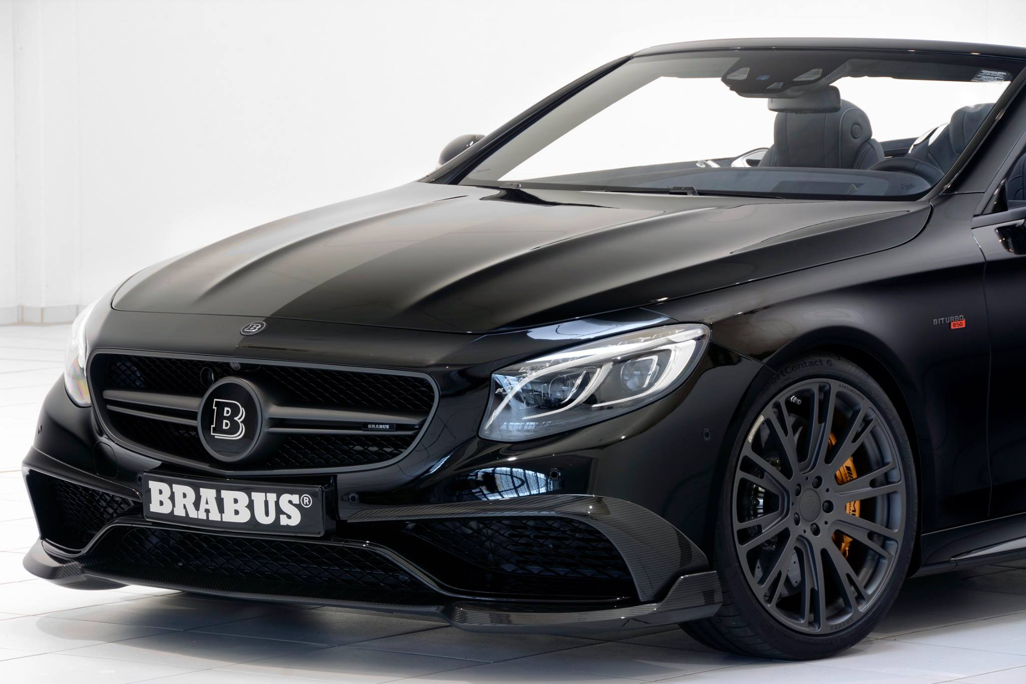 brabus 850 mercedes s class cabrio is more than an amg autoevolution. Black Bedroom Furniture Sets. Home Design Ideas