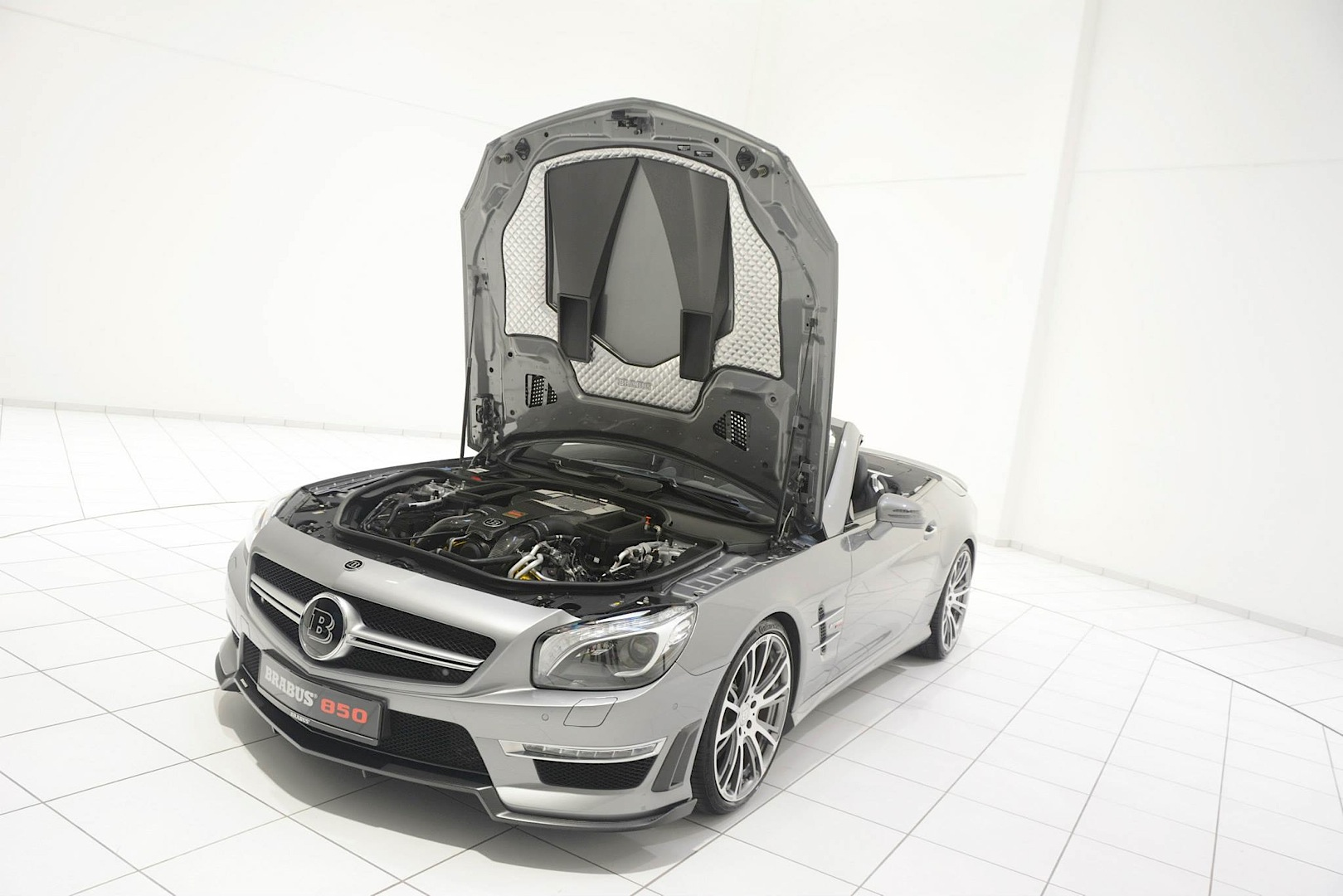 See an SL 63 AMG R231 Do 10 6 Seconds in The Quarter Mile