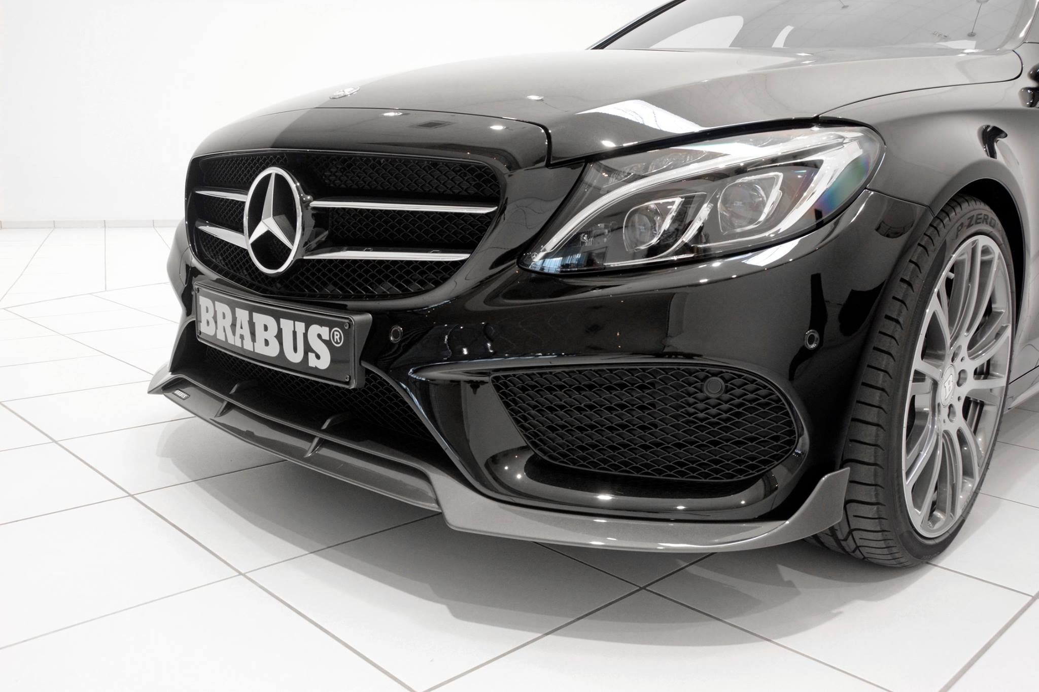 brabus aero kit for s205 c class wagon and a cool new look. Black Bedroom Furniture Sets. Home Design Ideas