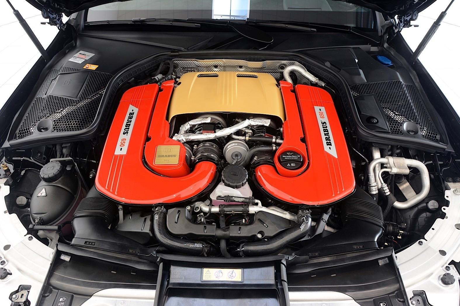 Brabus Endows the MercedesAMG C 63 S with 650 Horsepower