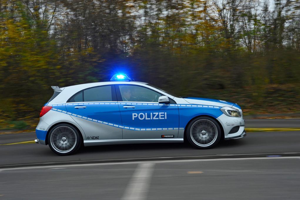 Brabus Mercedes A Class Tune It Safe Video Autoevolution