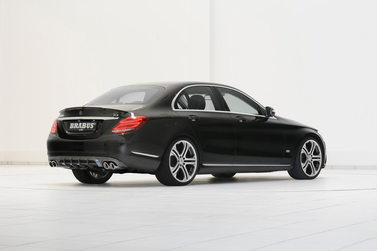 Mercedes Benz C Class W205 Starts Production In South