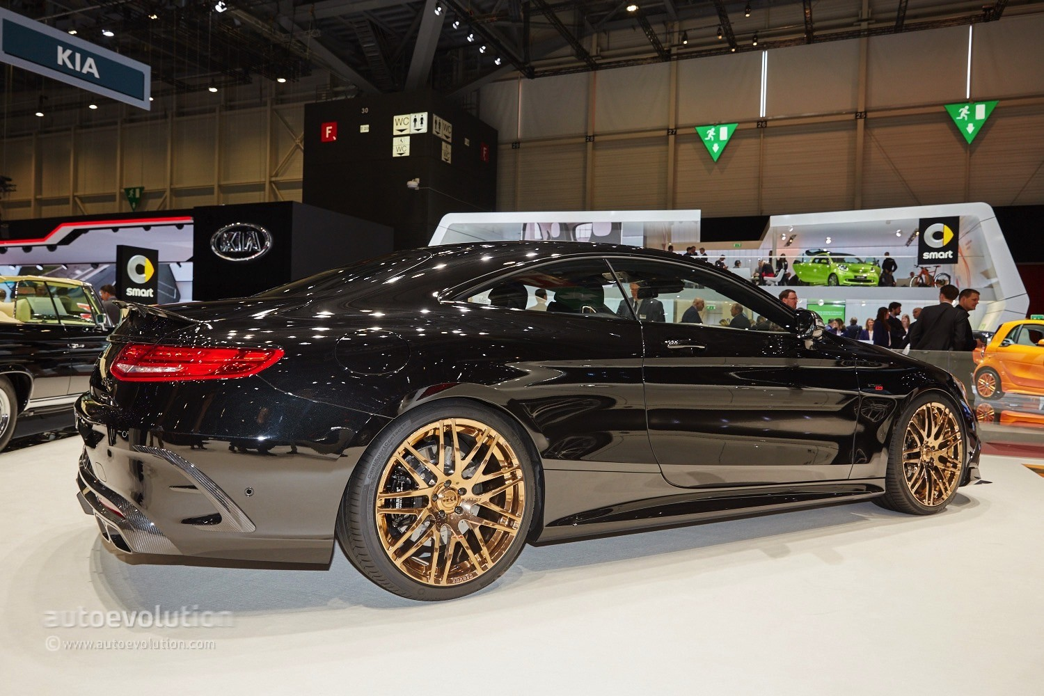 Brabus rocket 850 cls investments online games to earn money without investment